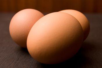 Huevos.